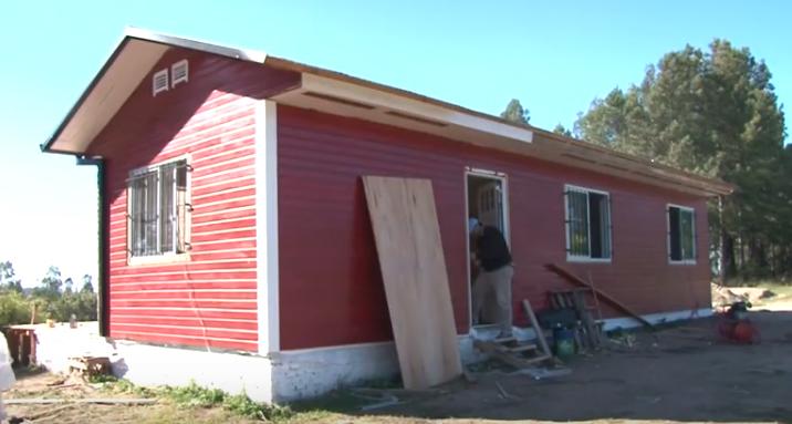 ProCreAr viviendas de madera