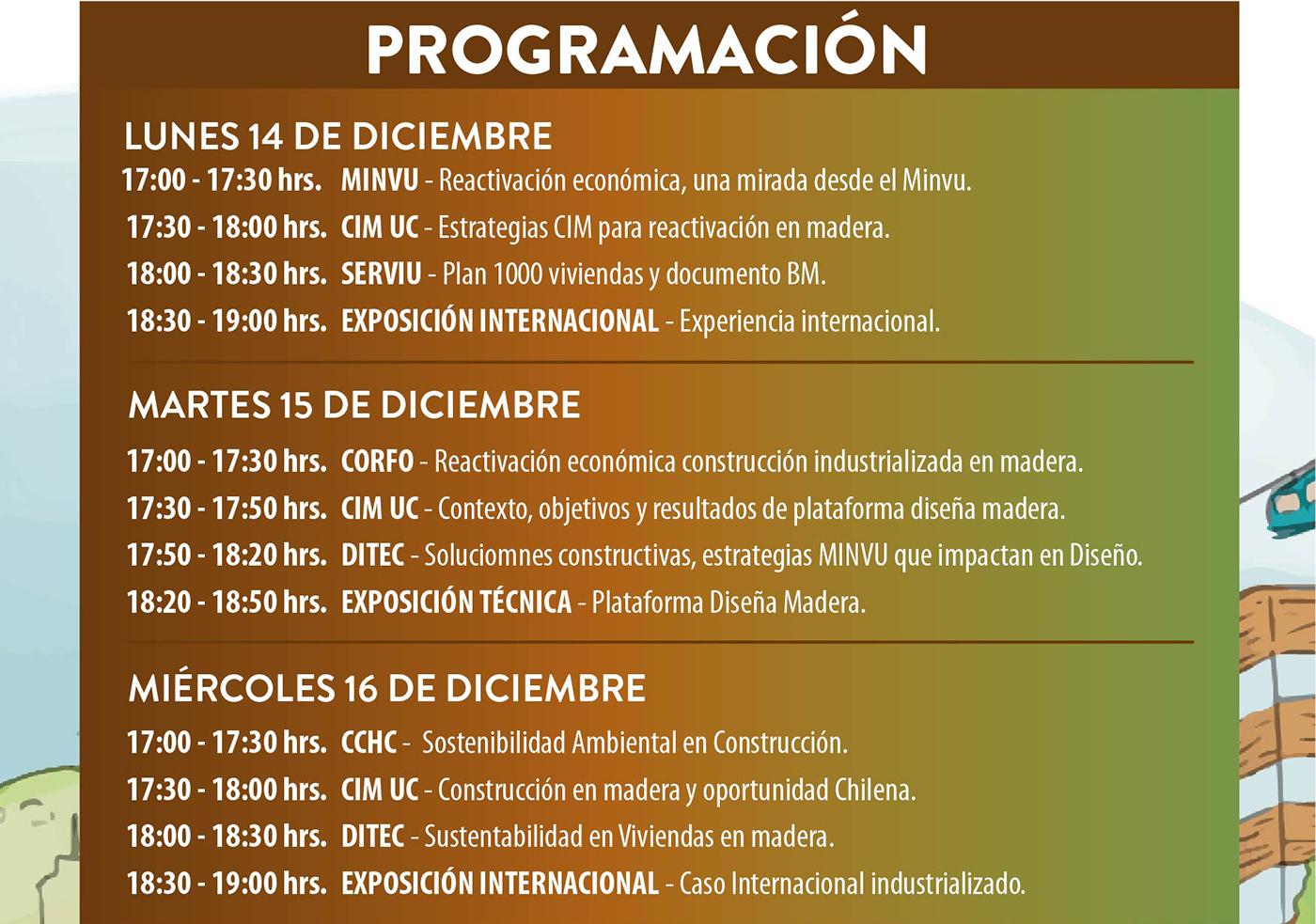 seminario vivienda madera chile