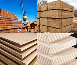 mercados madera del mundo