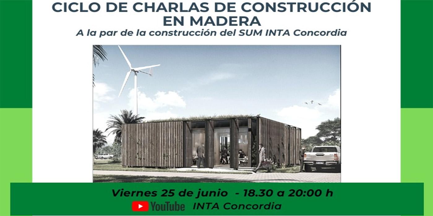 charlas construcción madera viernes