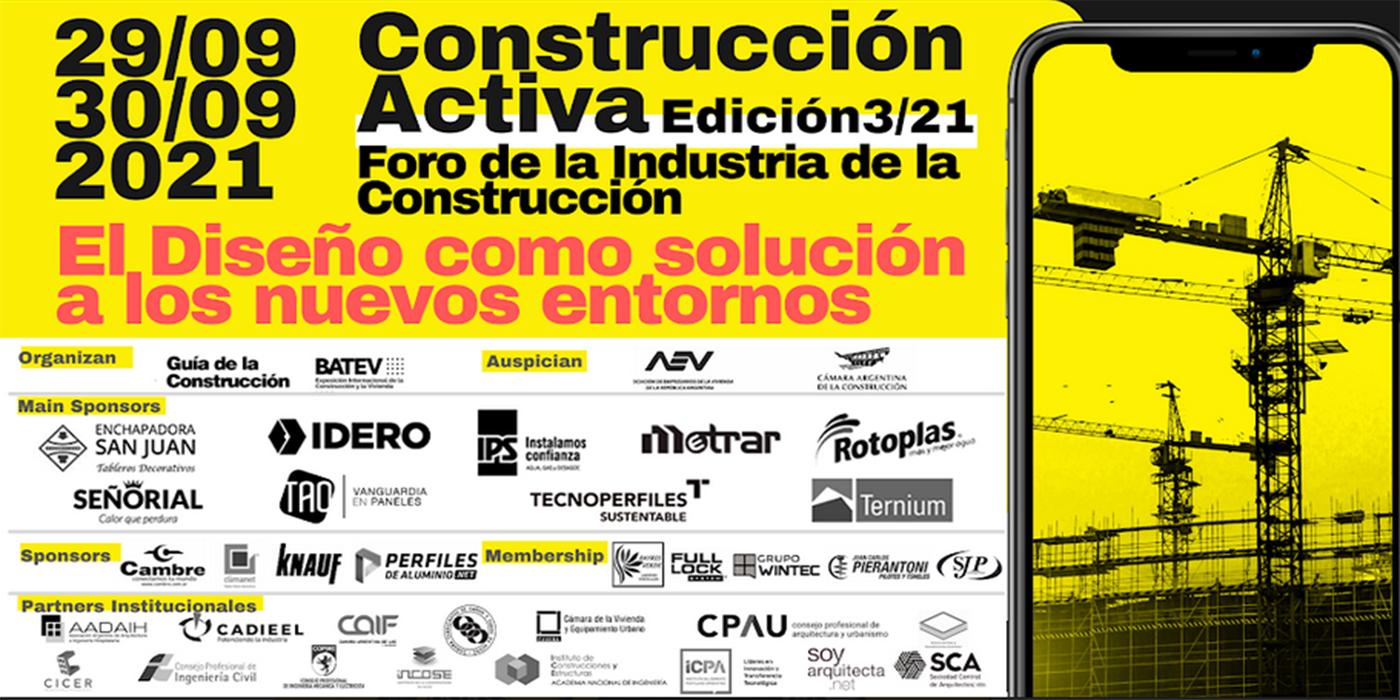 construcción activa septiembre