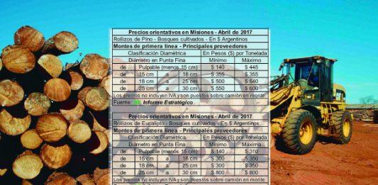 precios rollos misiones diciembre